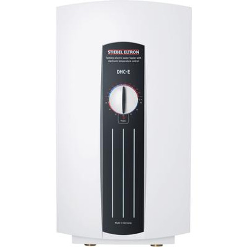 DHC-E 12 12 KW Point of Use Tankless Electric Water Heater