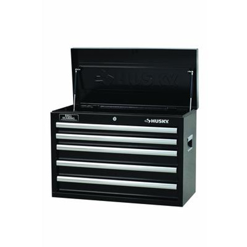 26 inch W 5-Drawer Tool Chest