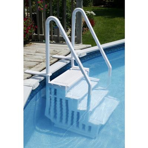 Easy Pool Step For Above Ground Pools