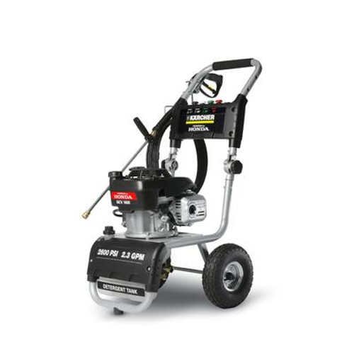G2600VH Gas Pressure Washer with Honda Engine