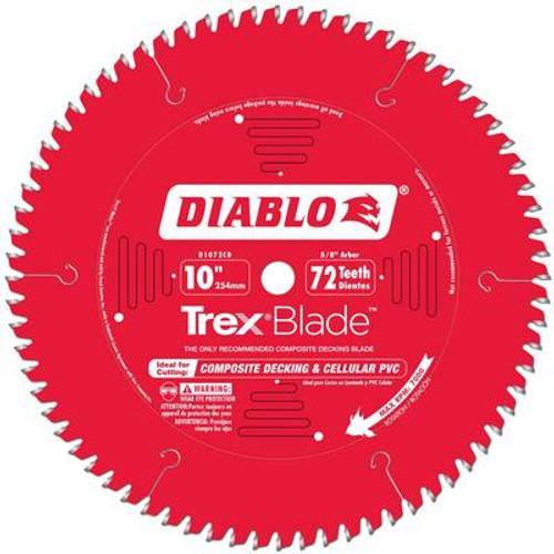 10 Inch Trex Blade