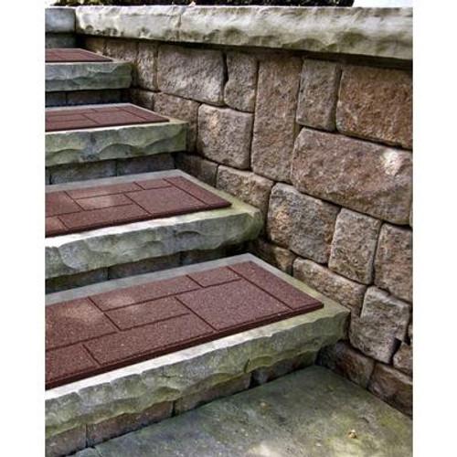 10x24 Inch Cobblestone TC Stair Tread 2 PK