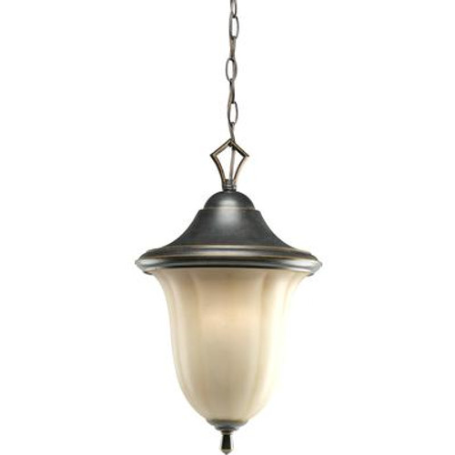 Le Jardin Collection Espresso 1-light Hanging Lantern
