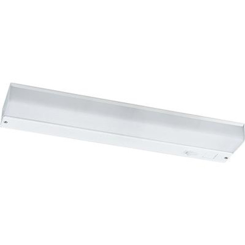 18 Inches White Undercabinet Fixture