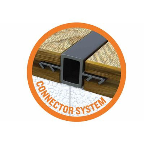 Amdry Insulated Subfloor connectors