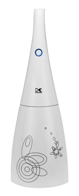 White Artisan Hand Vacuum
