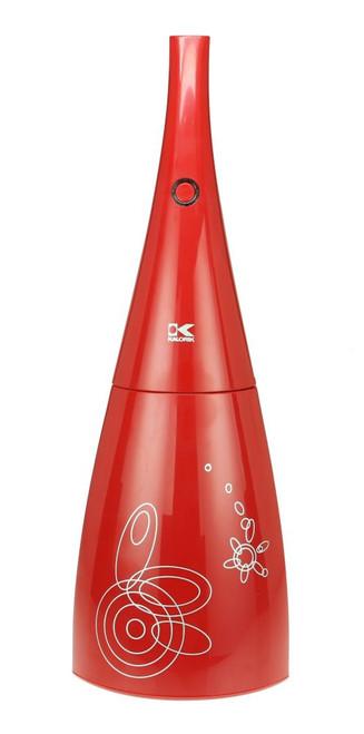Red Artisan Hand Vacuum