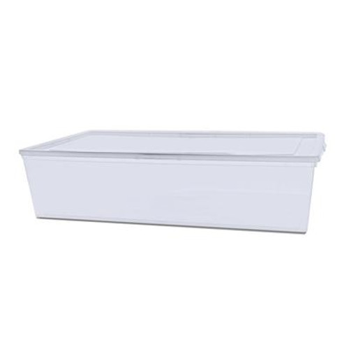 35L Clear Under Bed Box