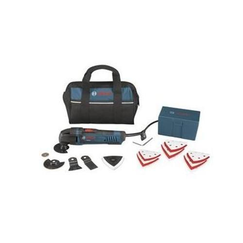 120V Multi-X Oscillating Tool Kit