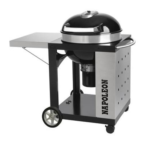 Charcoal Kettle Cart