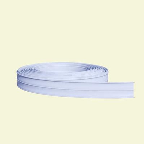 5 Inch x 330 Feet White Flexible Rail Horse Fence