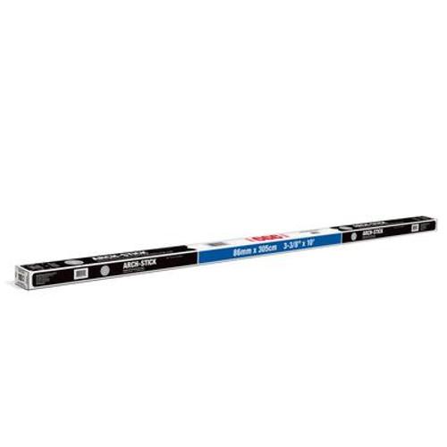 CGC Strait-Flex Arch-Stick AS-10 Drywall Corner Bead 3-3/8 Inch x 10 Feet