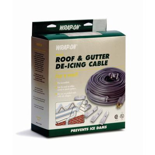 60 Ft. Roof & Gutter De-Icing Cable