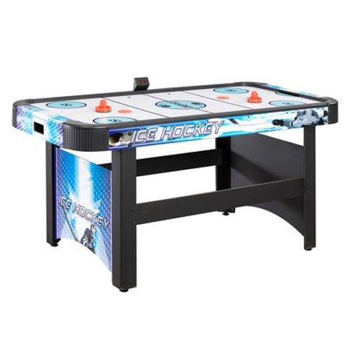 Face-Off 5 Feet Air Hockey Table w/ Electronic Scoring