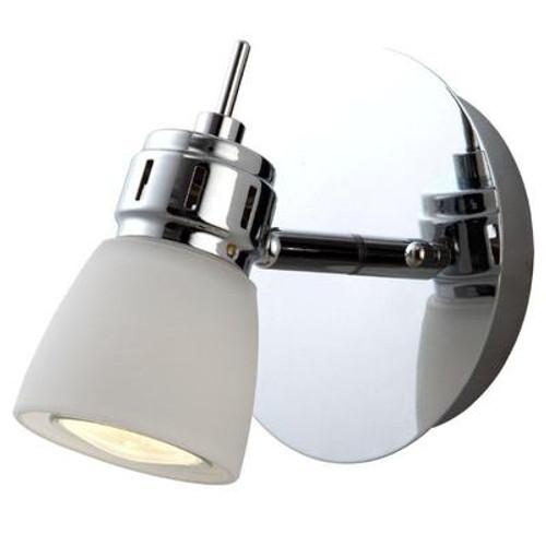 1 Light Laurier Ceiling/Wall Light Chrome