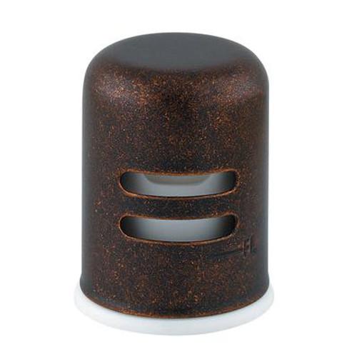 Kitchen 1-Hole Air Gap in Rustic Bronze