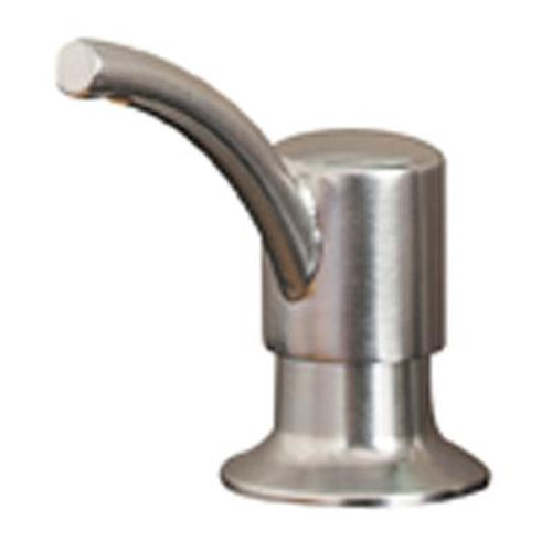 Contempra 1-Handle Soap Dispenser in Stainless Steel
