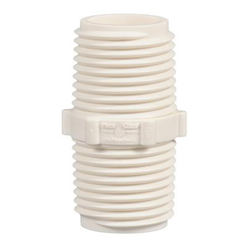 1/2  Inch  Mpt X 1/2  Inch  Mpt Pex Coupling (10 Pack)