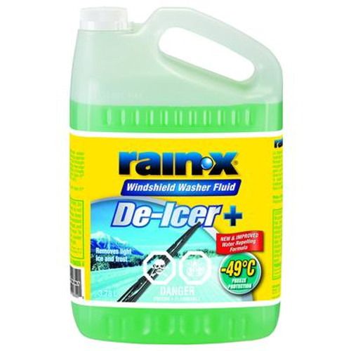 De-Icer+ -49°C Windshield Washer