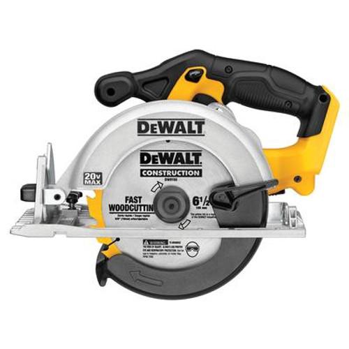 20V MAX 6-1/2 Inch Circular Saw - Tool Only