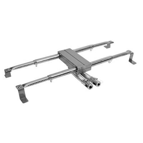 Stainless Steel H Burner