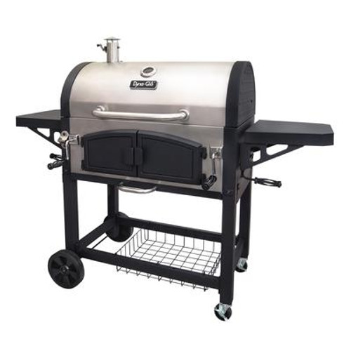 Dyna-Glo Dual Chamber Charcoal Grill