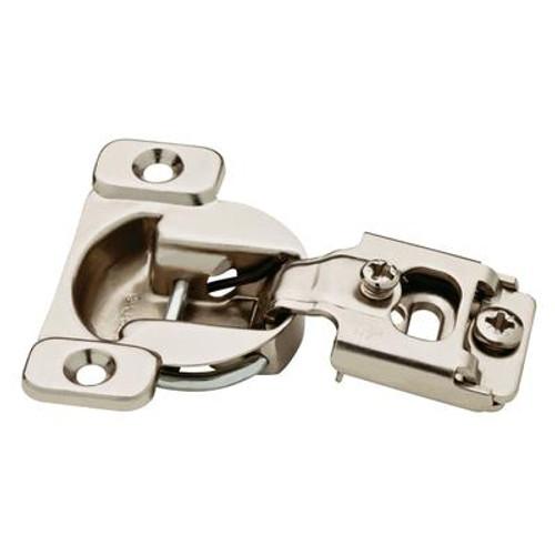 1 1/4  inch OVRLAY HINGE 35MM 105 DEG10 PACK