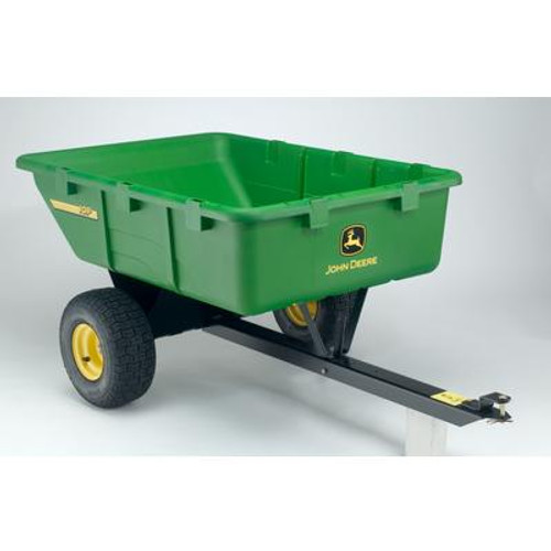 10 Cu. Ft. Lawn Tractor Cart