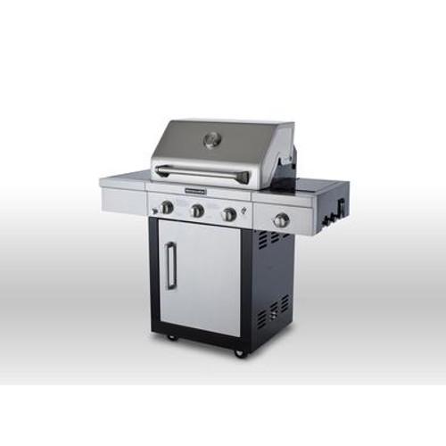 KitchenAid 3 Burner with Side Burner