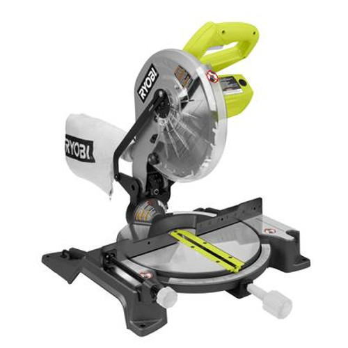 10 Inch. Miter Saw with Laser