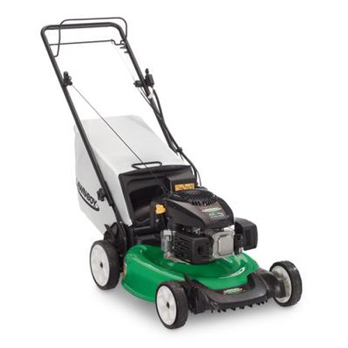 21 Inch. Electric Start Self-Propelled Gas Lawn Mower with Kohler Engine