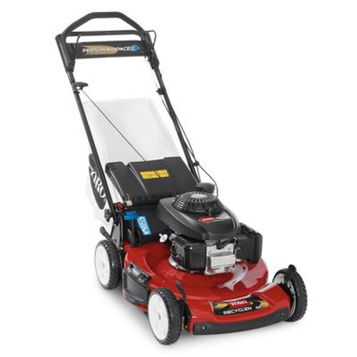 22 Inch. Personal Pace Lawn Mower with Honda Engine
