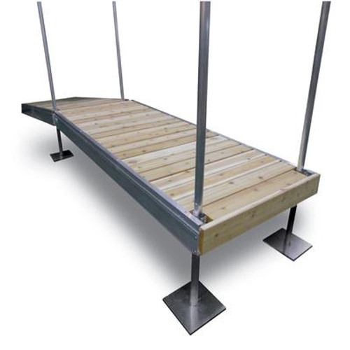10Feet x 6Feet Frame Dock
