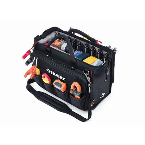 Husky 18in Total Technician Bag