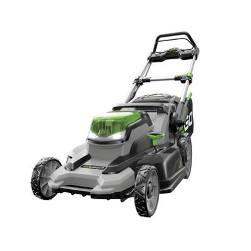 20 Inch. 56-Volt Lithium-ion 3-in-1 Cordless Lawn Mower