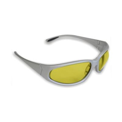Amber Lens Safety Glasses