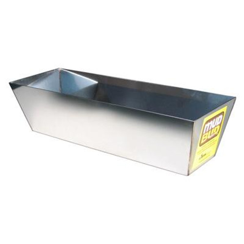 12 In. Drywall mud pan (stainless steel)
