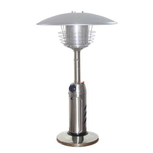 38Inch Tall Stainless Steel Portable Tabletop Patio Heater