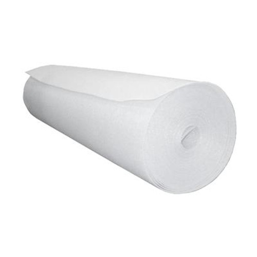 100Feet Roll Above Ground Pool Wall Foam - 1/8Inch x 48Inch