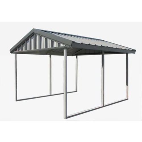 10Feet. x 12Feet. Premium Canopy/ Carport with Enclosure Kit