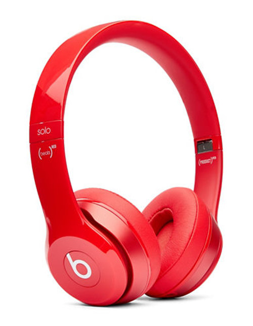 Beats By Dre Beats Solo2 - Red