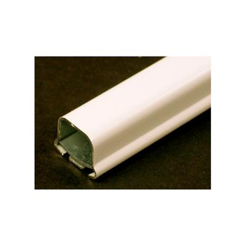 10 Ft. Metal Raceway Channel Ivory