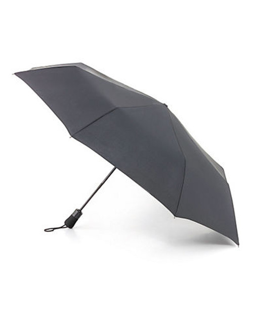 Fulton Open And Close Jumbo Umbrella - Black
