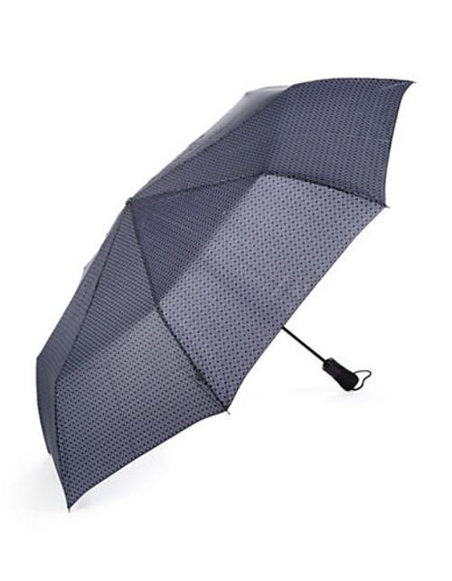 Fulton Open and Close Jumbo Golfer Umbrella - Navy