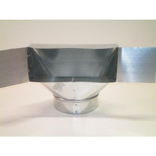 Ceiling Boot 4 In. x 10 In. x 5 In.