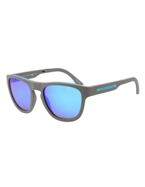 Armani Exchange Forever Young AX Logo Classics - Blue