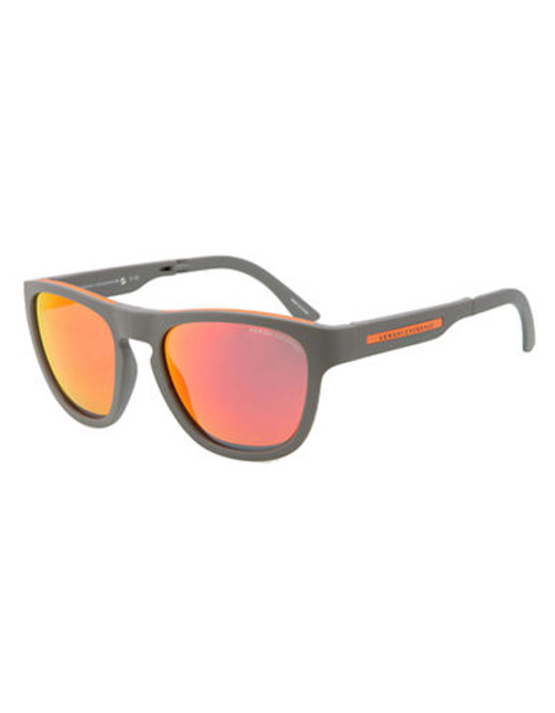 Armani Exchange Forever Young AX Logo Classics - Orange