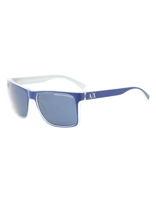 Armani Exchange Forever Young Transparency - Navy