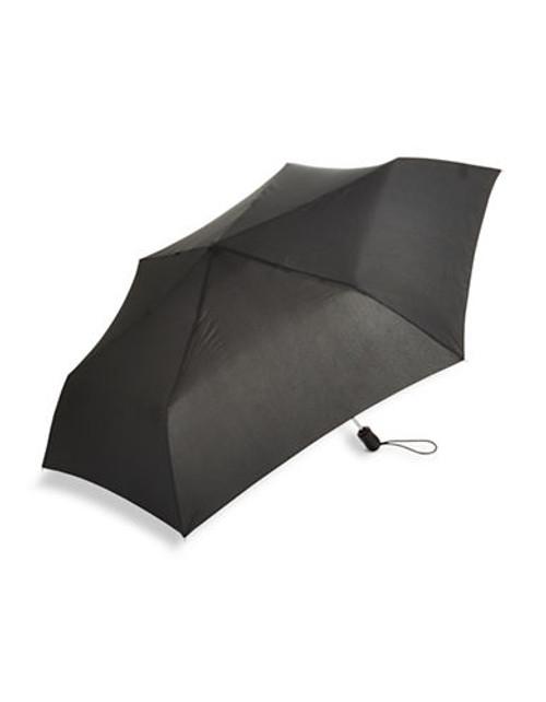 Fulton Automatic Open and Close Slim Umbrella - Black