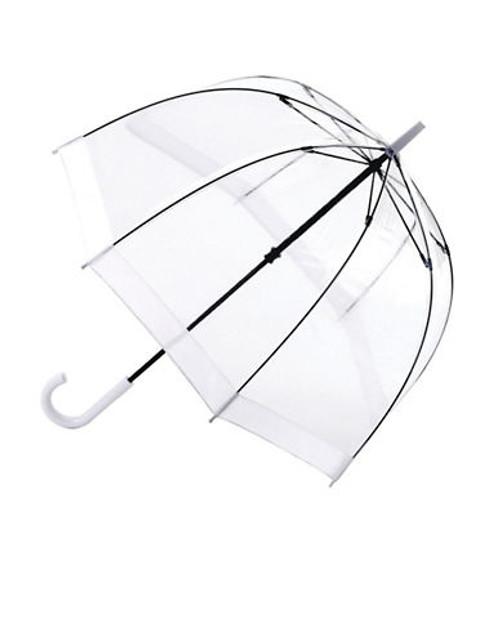 Fulton Birdcage Umbrella - White